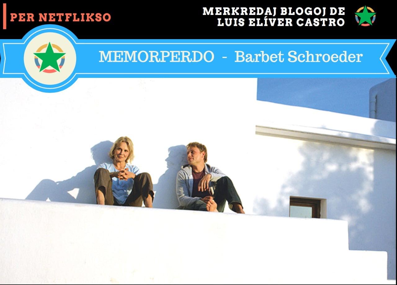 """PER NETFLIKSO: """"Memorperdo"""" (Amnesia) 1"""