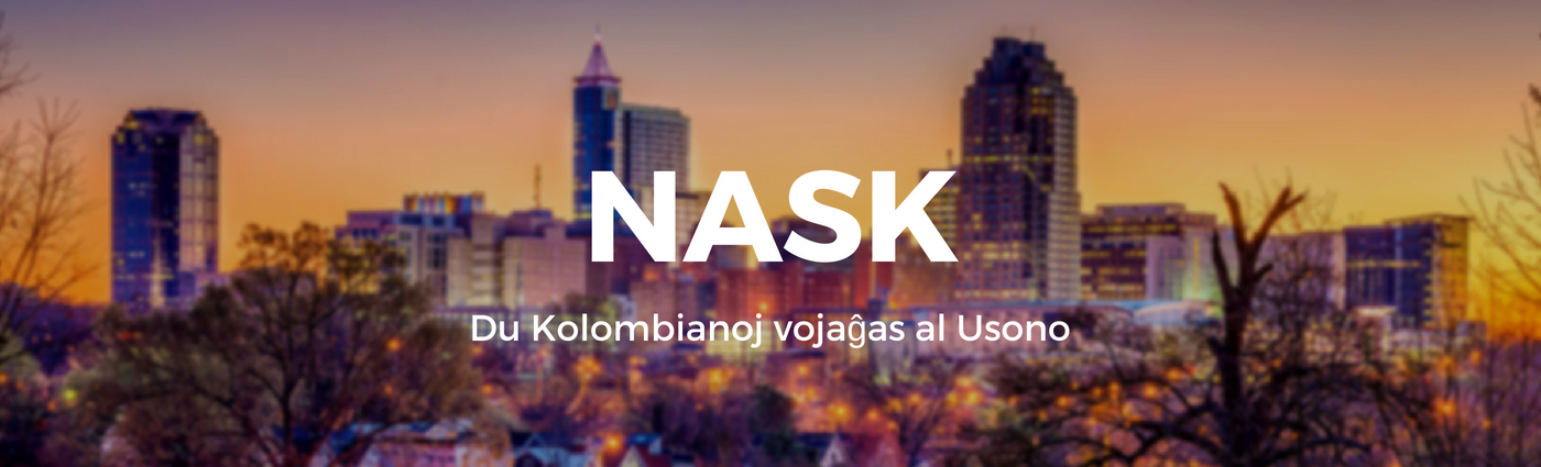 NASK: + Dos Colombianos 1