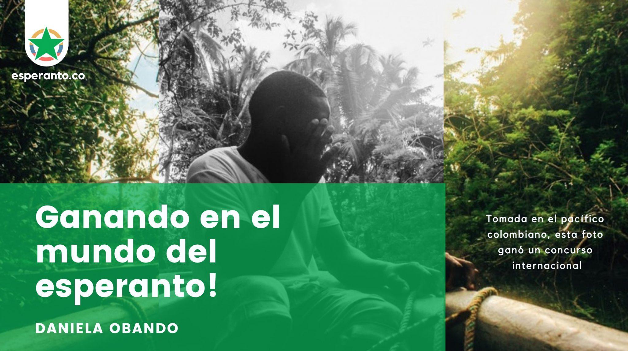 Colombiana aprendiz de Esperanto gana en concurso internacional. 1