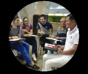 Curso de Esperanto en Ibagué 2