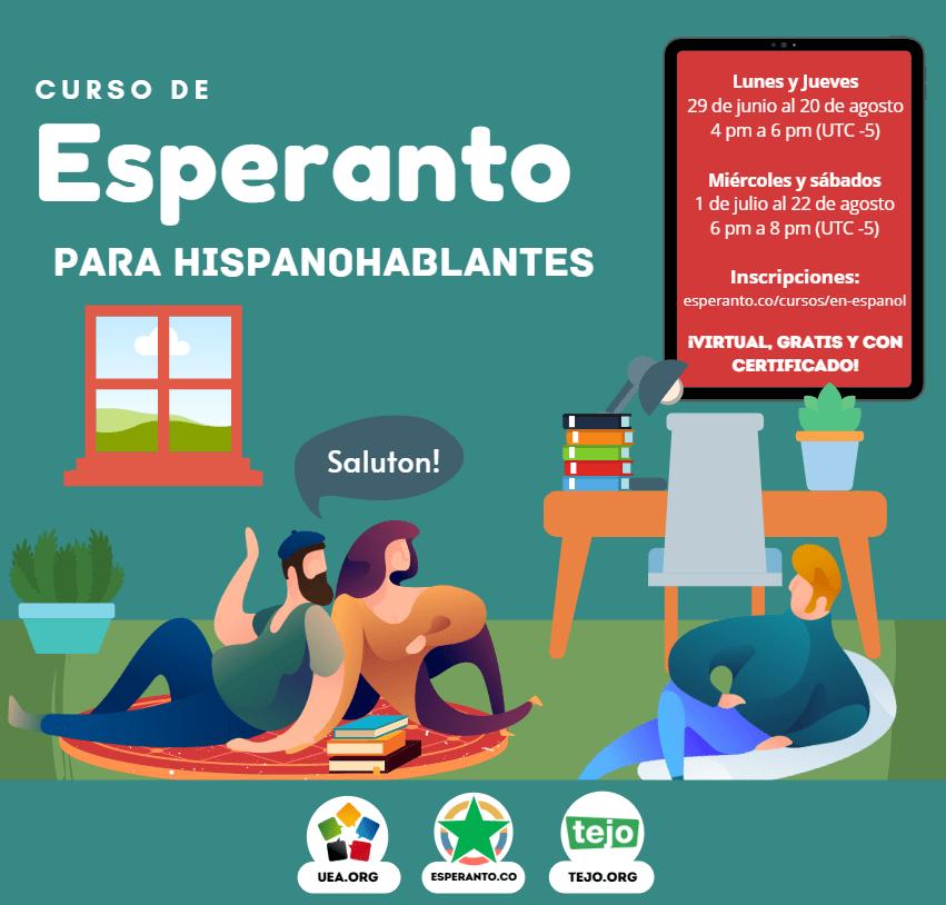 Curso de esperanto para hispanohablantes 1
