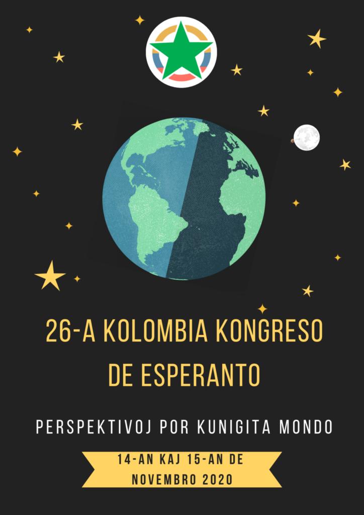 Congreso Colombiano de Esperanto 2020 1